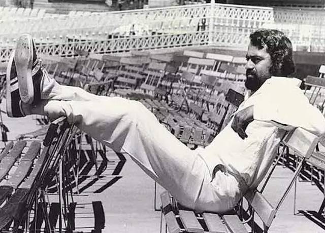 India won the first Test in 1977 on Australian soil
