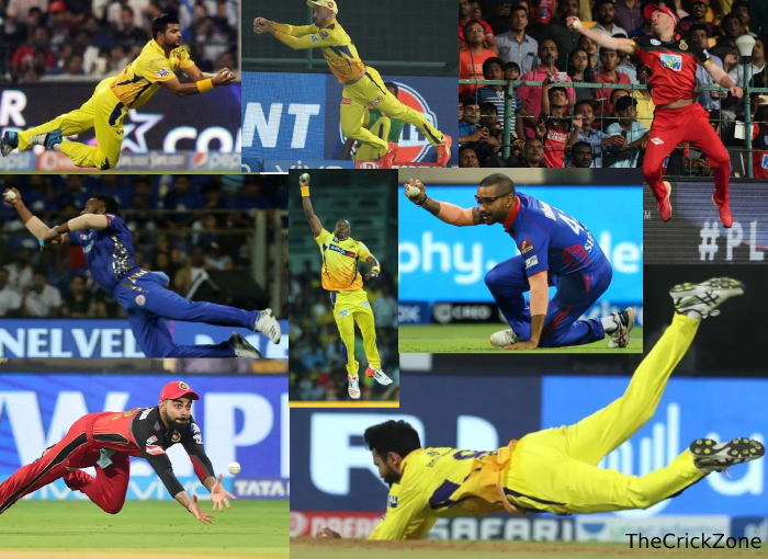 Top 10 highest IPL catch holders of all time