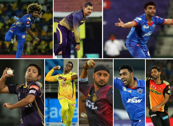 Top 10 highest IPL wicket-takers of all time