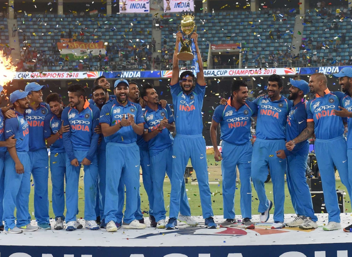 Asia Cup 2018 India