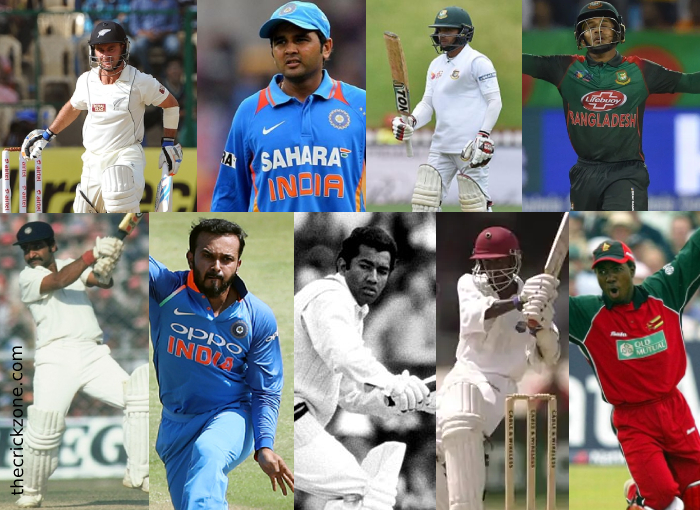 Top 10 Shortest Cricketers in Cricket History