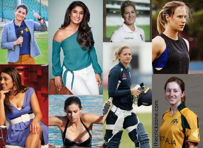 Top 10 Most Beautiful & Hottest women Cricketer in the World