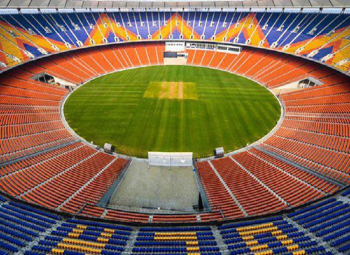 List of 5 world's largest cricket stadium