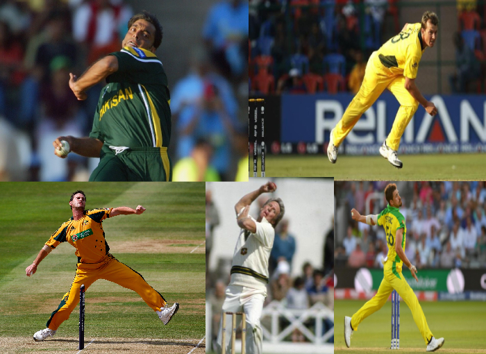 Top 5 world's fastest bowler in the history of cricket to be remembered