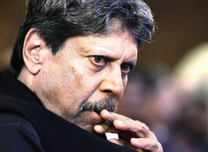 I am sad that today's bowlers get tired after throwing four overs – Kapil Dev