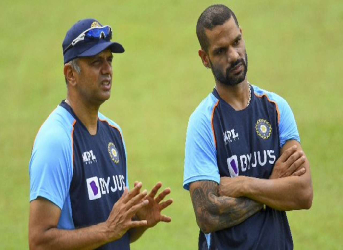 India vs Sri Lanka 2nd ODI- After the victory, Rahul Dravid congratulated the players