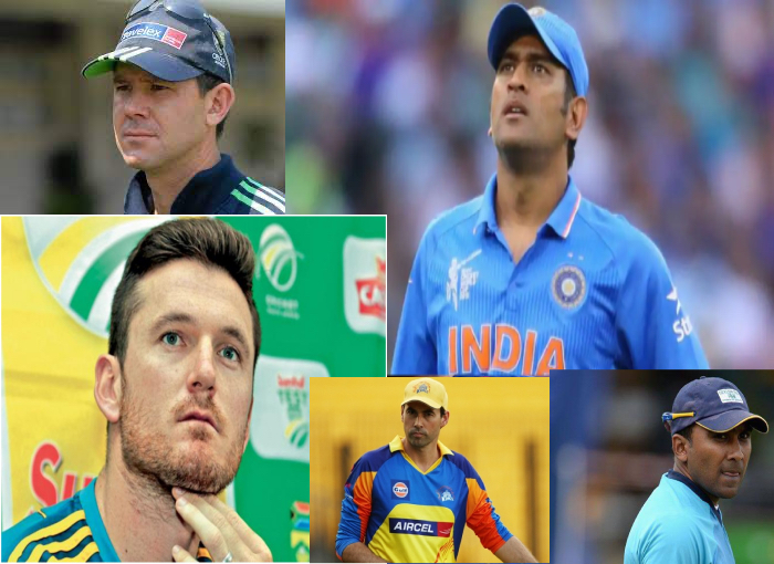 5 most successful captains in the world in all three formats