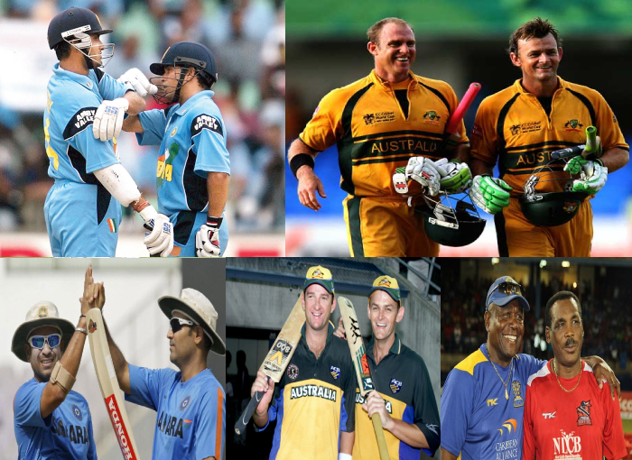 5 Best Opening Pairs in ODI Cricket Format