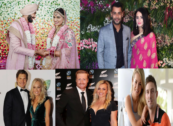 Top 6 cricketers who married to top TV anchors