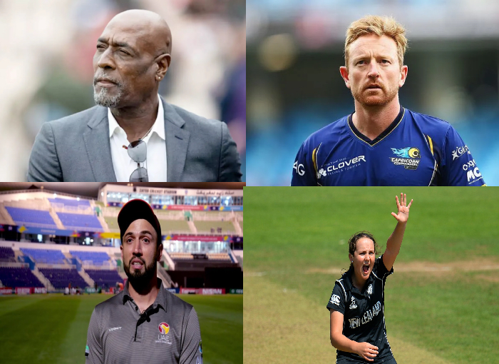 Cricketer all-rounders who scored a century and took 5 wickets in the one ODI match