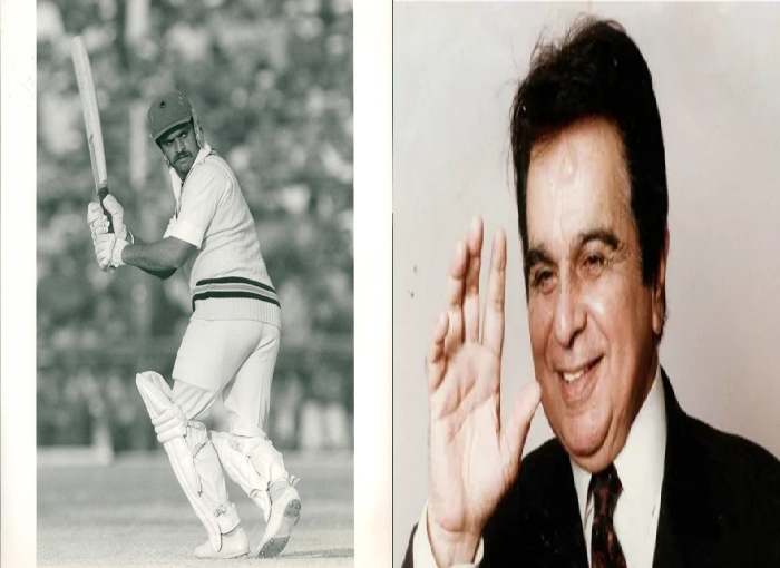 Dilip Kumar had a deep connection with cricket, singh made this player's career