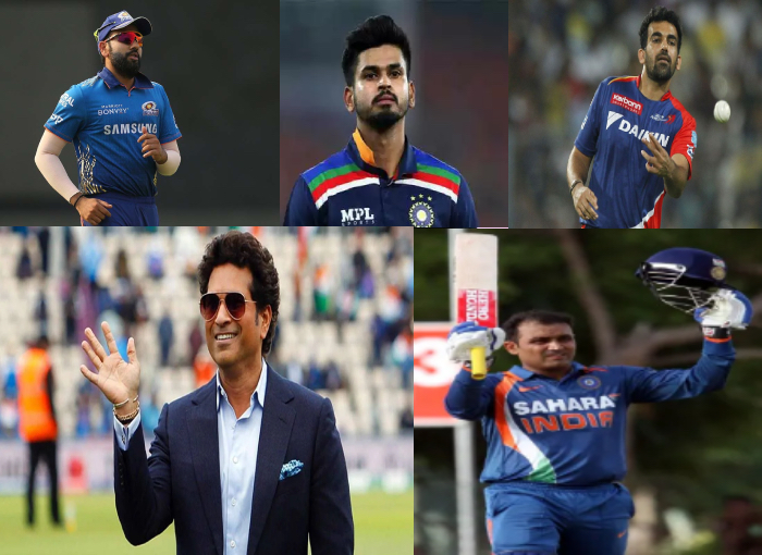 5 Indian players who scored the most runs in an over in ODIs