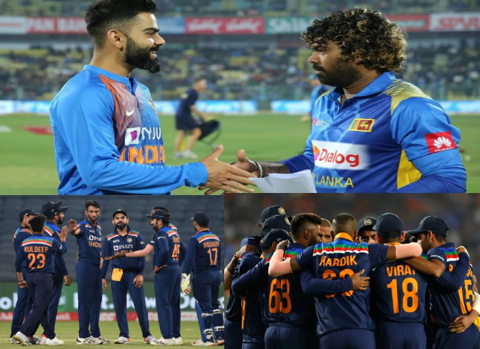 India VS Sri Lanka- Check Out the news schedule of ODI and T20 Series