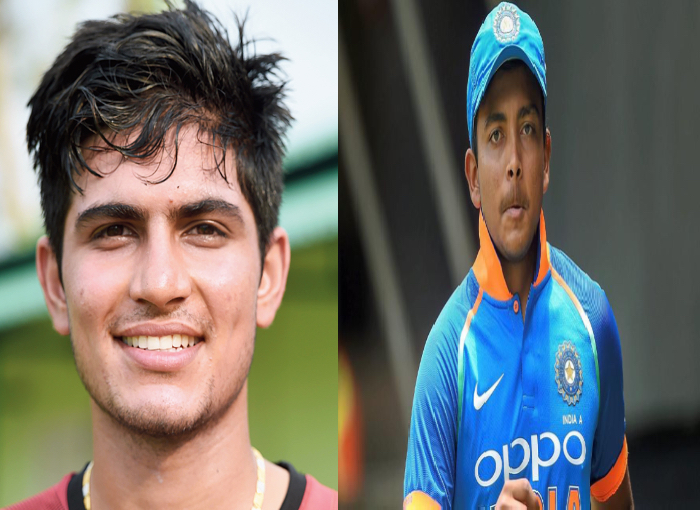 IND vs ENG – Indian team can take Prithvi Shaw as opener