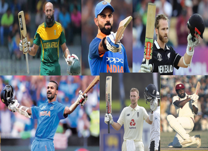 IND vs SL: Shikhar Dhawan became the fastest cricketer in the world to score 6000 runs, Check top 5