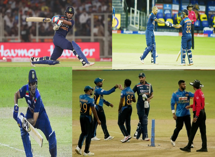 IND vs SL: India leads by 1-0, Shikhar Dhawan plays outstanding performance