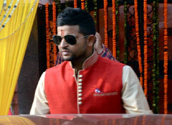 Watch video- Suresh Raina in controversy by calling himself a Brahmin, trolled on social media