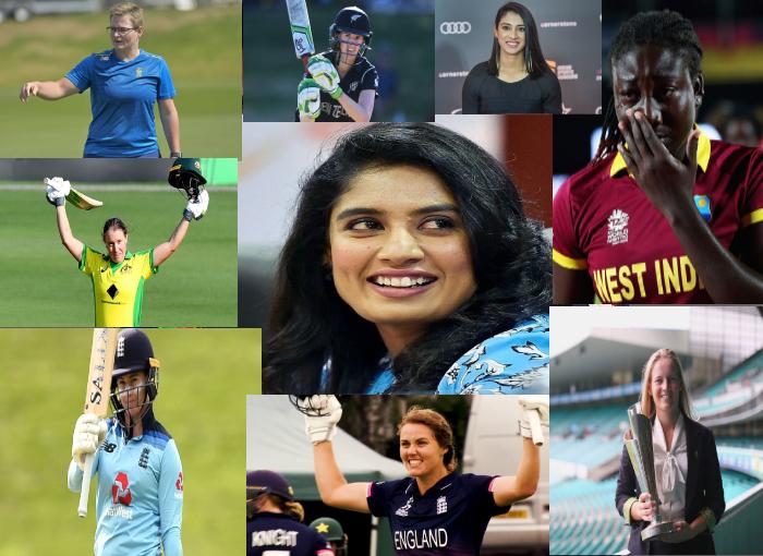 Top 10 world's best Women Batsman in ODI