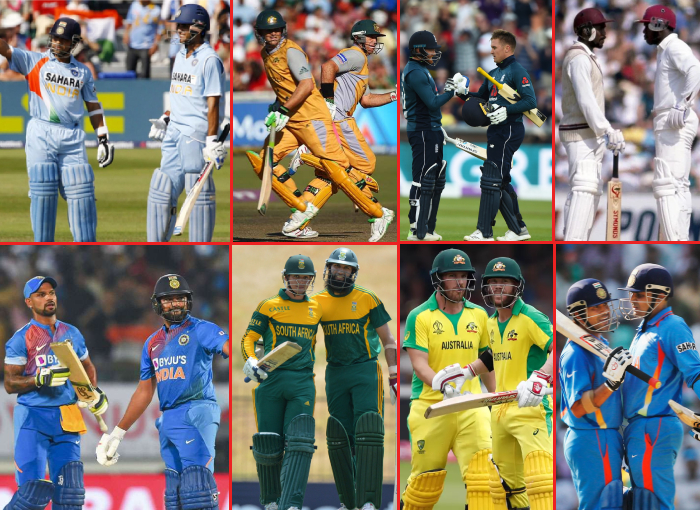 Ranking The TOP 10 Best Opening Pairs in The History of ODI Cricket