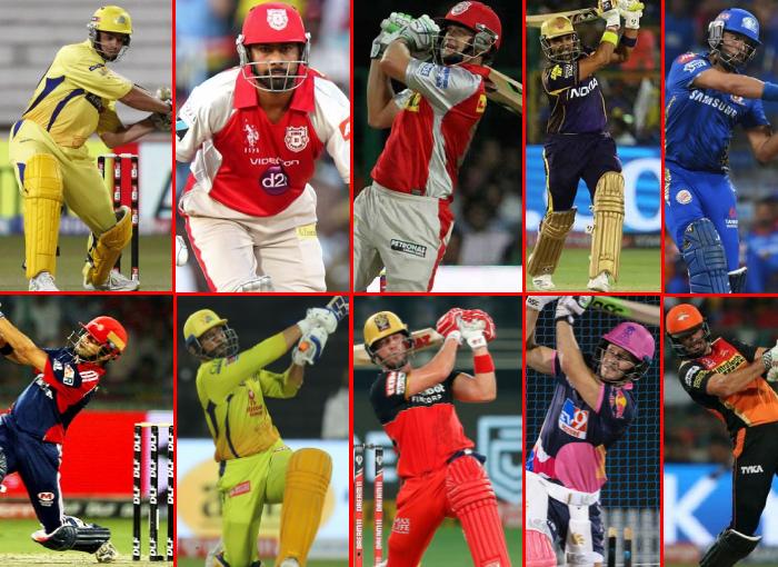 Top 10 Longest Six in IPL History