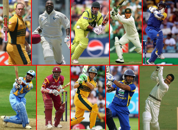 Top 10 Greatest Left-Handed Batsman of All Time