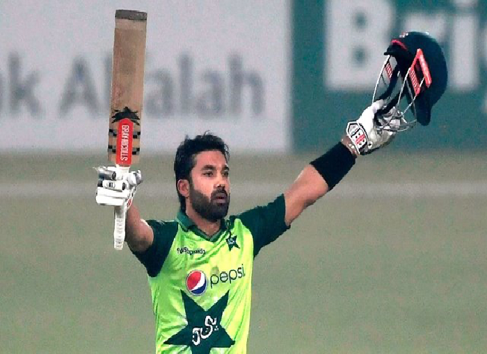 World record- Mohammad Rizwan became the highest run-scorer in T20I calendar year, Check Top 5