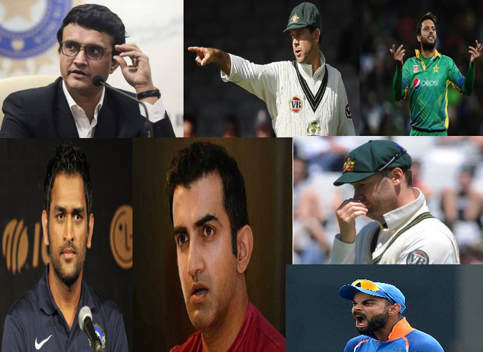 7 Cricketers in the World Who are Extremely Arrogant