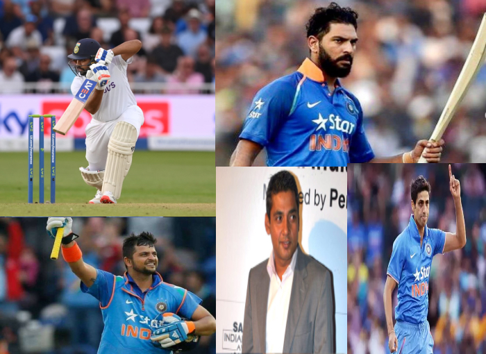 Team India's 5 Cricketers who hit in ODIs, but failed in Tests