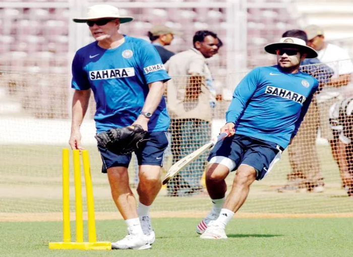 Virender Sehwag could not play 11 Test matches because of former Indian coach Gregg Chappell