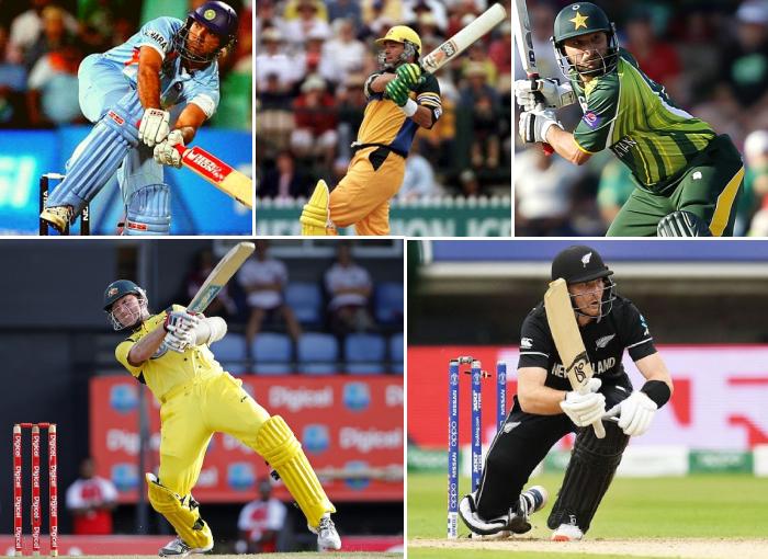 Top 5 Longest Sixes in International in Cricket History