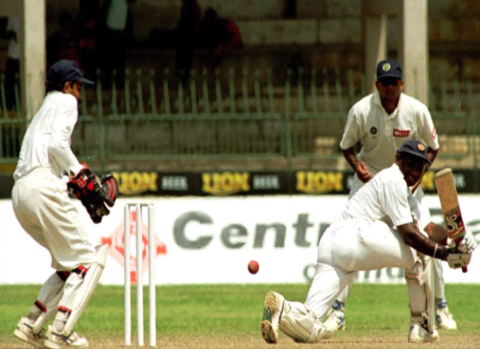 On this Day- 6 centuries and 3 half-centuries in the test match played 24 years ago