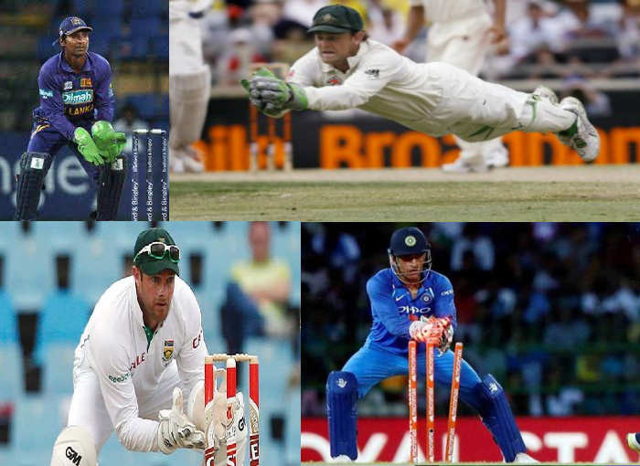Top 4 greatest wicketkeepers in the world