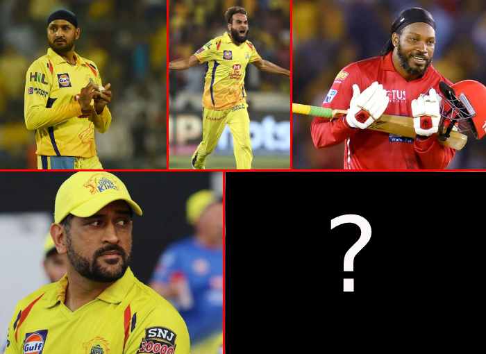 5 IPL legends who might play their last season this year