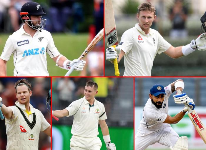 Top 5 Test Batsmen of 2021 till Now