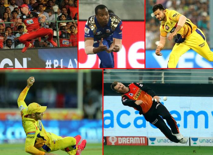 Top 5 Best Fielders in IPL History