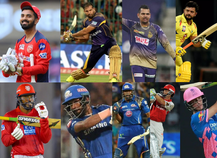 Top 10 fastest fifties in IPL history