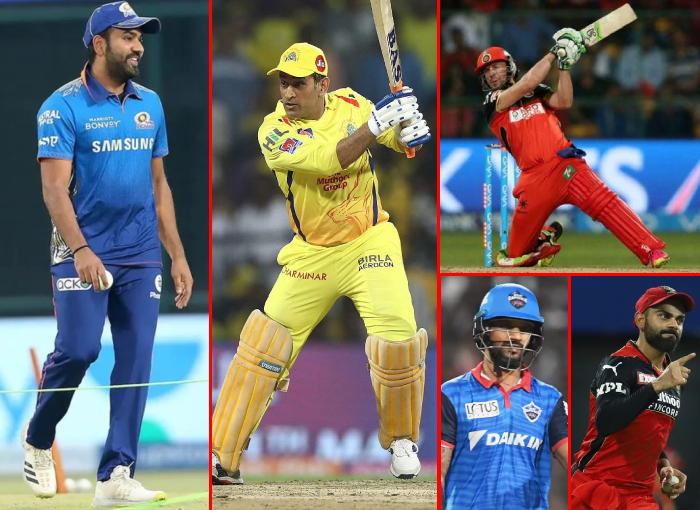 5 Players who have featured in every season of IPL