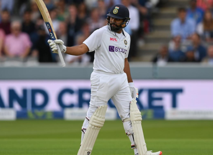 5 Records of Rohit Sharma in Test Cricket