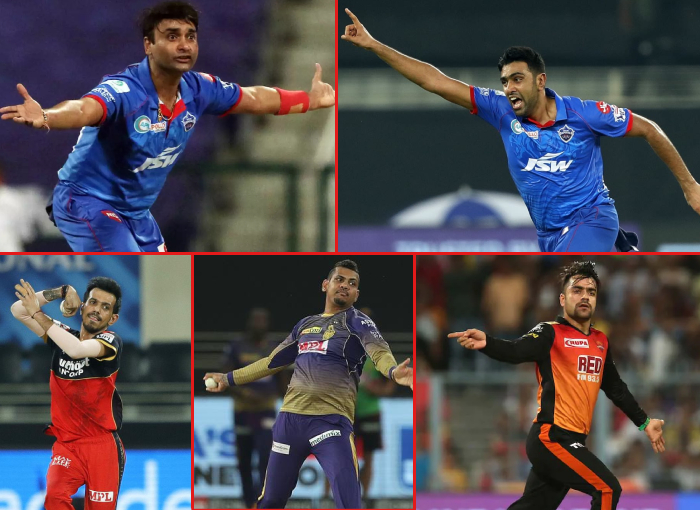 Top 5 Spinners in IPL History
