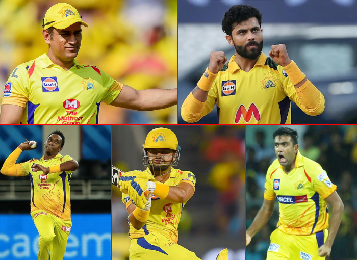 5 Greatest Chennai Super Kings Players Ever - The Crick Zone