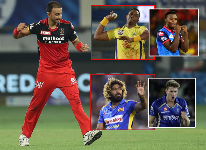 5 players with most wickets in single IPL season